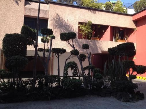Hotel Tacubaya & Autosuites - Mexico - Rakennus