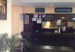Hotel Tacubaya & Autosuites - Mexico City - Lobby