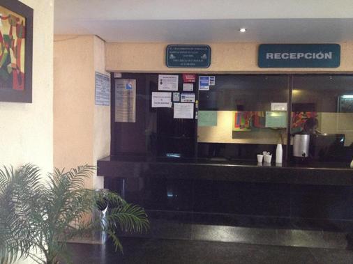 Hotel Tacubaya & Autosuites - Πόλη του Μεξικού - Σαλόνι ξενοδοχείου