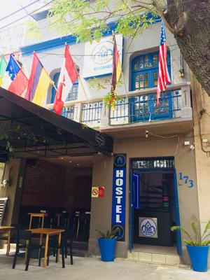 Roomies Hostel - Mexico - Rakennus
