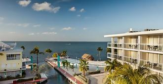 基拉戈灣萬豪海灘度假酒店 - 基拉戈 - 拉哥島 - 室外景