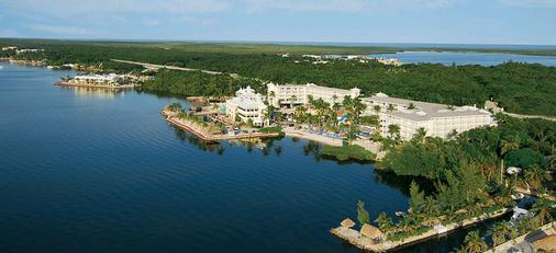 Key Largo Bay Marriott Beach Resort - Key Largo - Outdoors view