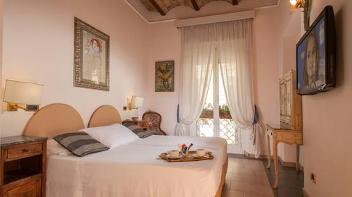 Hotel Sant'Angelo - Rooma - Makuuhuone