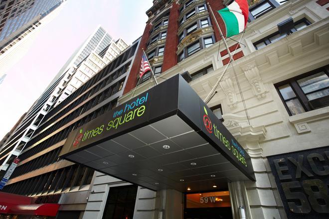 時代廣場酒店 - 紐約 - 紐約 - 建築