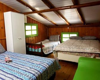Hotel Rural Sitio Do Sol - Brusque - Schlafzimmer