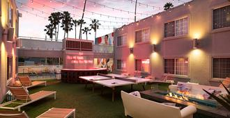 The Kinney - Venice Beach - Los Ángeles - Patio