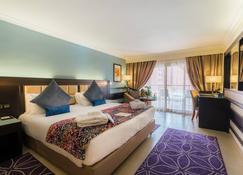 Savoy Le Grand Hotel - מרקש - חדר שינה