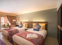 薩沃伊格蘭特公寓酒店 - 馬拉喀什 - 馬拉喀什 - 臥室