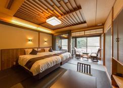 Livemax Resort Kawaji - Nikkō - Bedroom