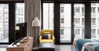 Nook Rooms & Apartments - Berlim - Comodidade do quarto