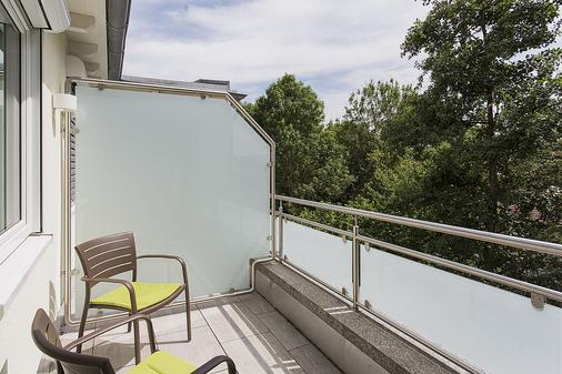 Taome Feng Shui Stadthotel Breisgau - Emmendingen - Balcony