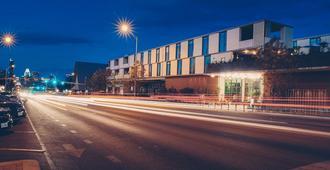 South Congress Hotel - Austin - Edificio