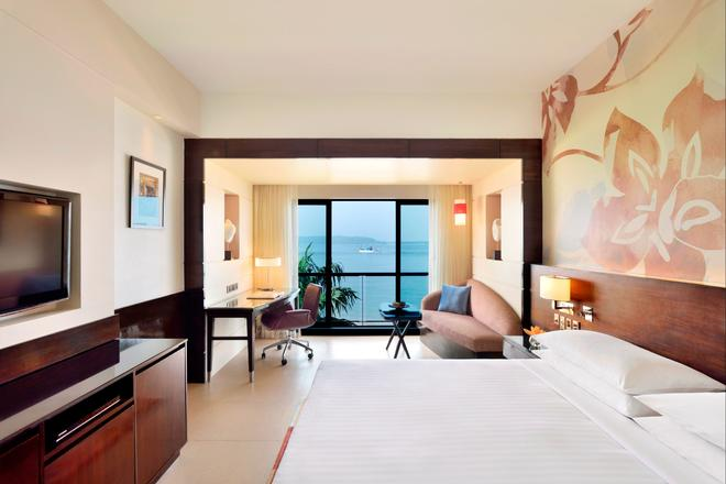 Goa Marriott Resort and Spa - Panaji - Bedroom