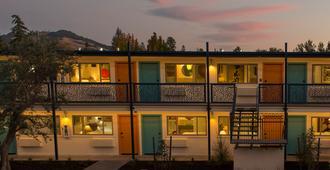 The Astro - Santa Rosa - Edificio