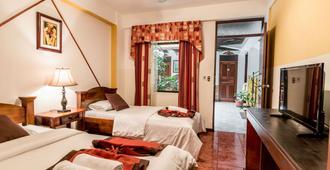 Hotel Inca Real - סן חוזה - חדר שינה