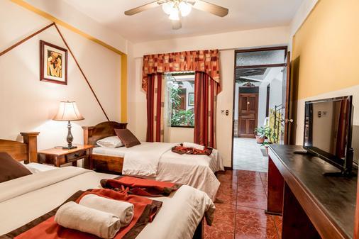 Hotel Inca Real - San José - Phòng ngủ