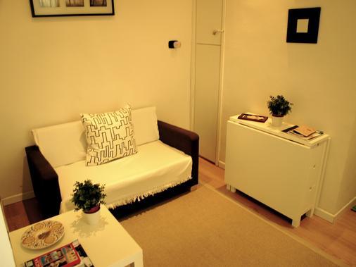 La Quiete Di Viterbo - Viterbo - Living room