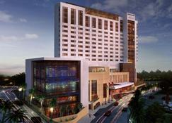 Fairmont Amman - Amman - Bygning