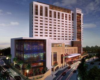 Fairmont Amman - Amman - Building