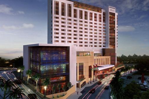 費爾蒙特安曼酒店 - 安曼 - 建築
