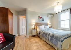 Chateau Des Tourelles - Québec City - Bedroom