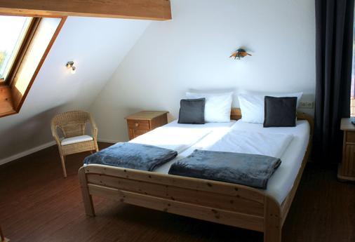 Hotel Restaurant Krone - Friedrichshafen - Bedroom