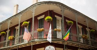 Inn On St. Peter - New Orleans - Rakennus