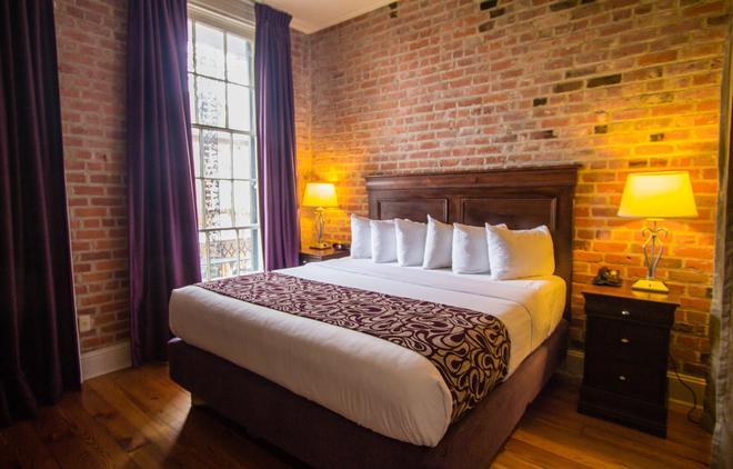 聖彼得酒店 - 新奥爾良 - 紐奧良 - 臥室