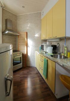 Cheapsleep Helsinki - Hostel - Helsinki - Phòng bếp
