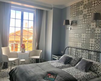 Apartments Monaco - Μονακό - Κρεβατοκάμαρα