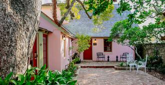 The Collector Inn (Adults Only) - St. Augustine - Toà nhà