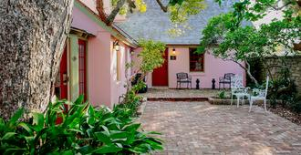 The Collector Luxury Inn And Gardens - St. Augustine - Κτίριο