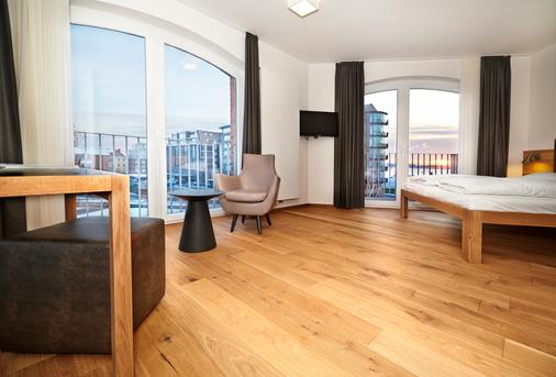 Im-Jaich Hotel Bremerhaven - Bremerhaven - Living room