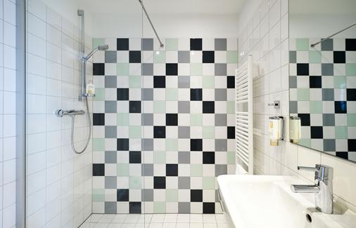 Im-Jaich Hotel Bremerhaven - Bremerhaven - Bathroom