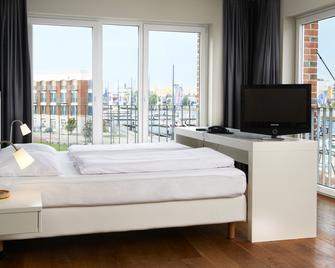 im-jaich OHG Boardinghouse - Bremerhaven - Bedroom
