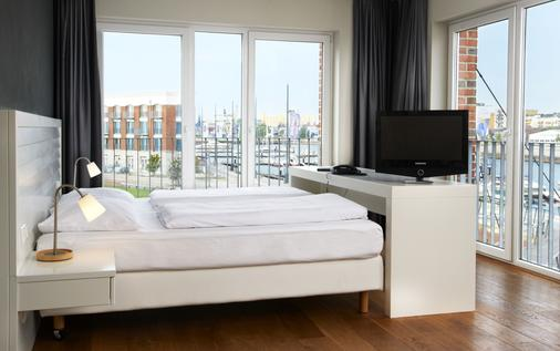 im-jaich OHG Boardinghouse - Bremerhaven - Bedroom