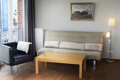 Im-Jaich Ohg Boardinghouse - Bremerhaven - Living room