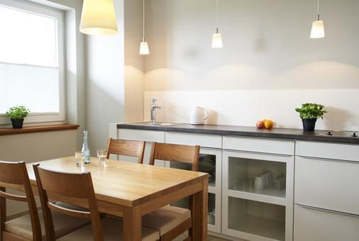 Im-Jaich Ohg Boardinghouse - Bremerhaven - Dining room