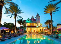 Southernmost House Hotel - Key West - Basen