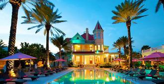 Southernmost House Hotel - Key West - Piscina