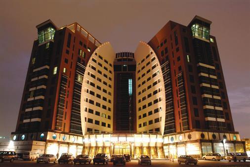 Elite Grande - Manama - Toà nhà