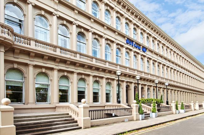 Hilton Glasgow Grosvenor - Glasgow - Rakennus