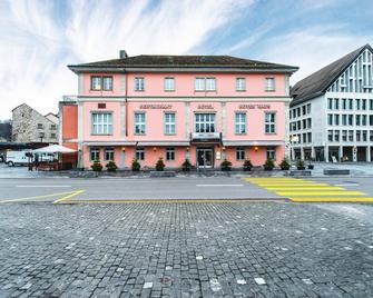 Hotel Rotes Haus - Brugg - Будівля
