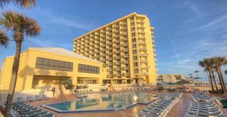 Ocean Breeze Club Hotel - Daytona Beach - Edificio