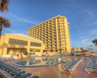 Ocean Breeze Club Hotel - Daytona Beach - Building