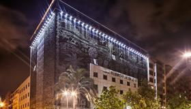 Hotel Silken Puerta de Valencia - Valencia - Edificio