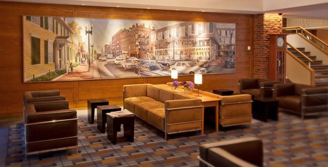 查理斯酒店 - 劍橋 - 劍橋 - 大廳