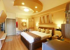 Hotel Moonlight - Kathmandu - Bedroom