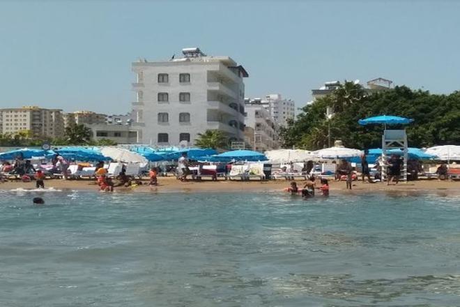 Has Hotel - Kizkalesi - Beach