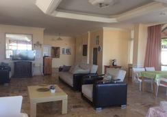 Has Hotel - Kizkalesi - Lobby